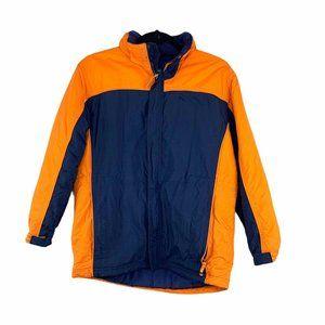 LL Bean Boys Kids Youth Ski Jacket Size L 14-16